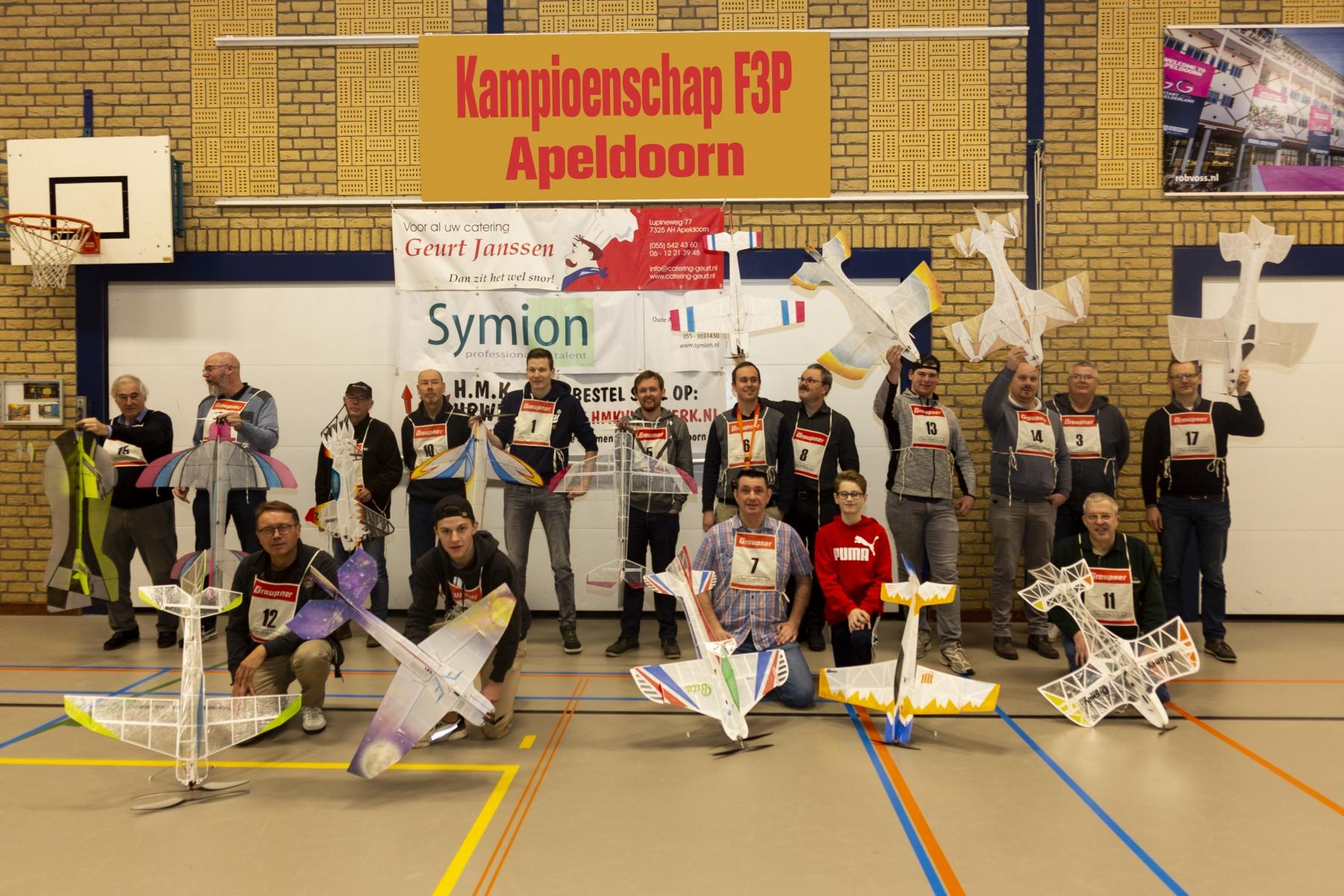 F3P3 Wedstrijd Apeldoorn